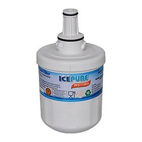 Doppelpackung, kompatibel mit Samsung Aqua-Pure Plus DA29-00003G Kühlschrank-Wasserfilter (RFC1100A)