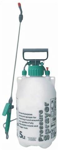 Marke New 5L Liter Drucksprüher Manuelle Garten Spray Rucksack Kill Unkraut Chemikalien