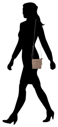 Borsa Donna Jennifer Jones Borse a Mano Borse Tela Borse Tracolla Borse a Spalla Tracolla nero