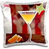 Beverages - The rooibos mandarin margarita. - 16x16 inch Pillow Case