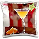 Beverages - The rooibos mandarin margarita. - 16x16 inch Pillow Case