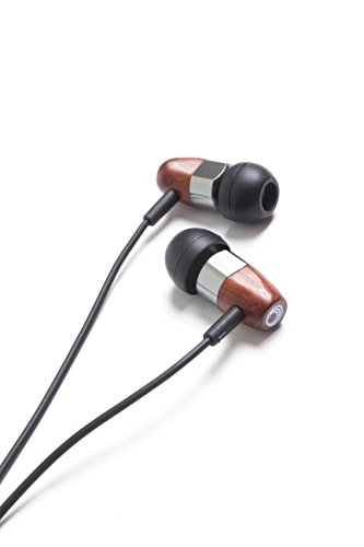 Thinksound MS02 in-ear monitor con isolamento acustico passivo (Gunmetal/Chocolate)