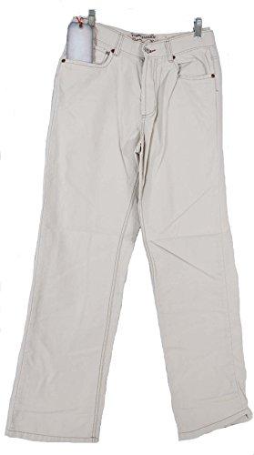 tommy-bahama-colore-marrone-chiaro-52-cotone-48-lino-taglia-32x-34jeans-vestibilit-classica