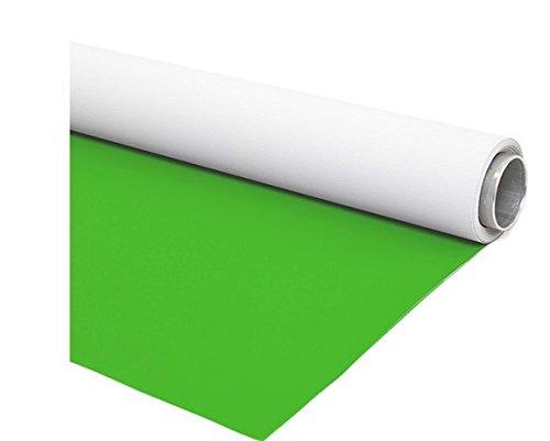 vinylhintergrund Doppelseite Grau-Weiß 240x300cm