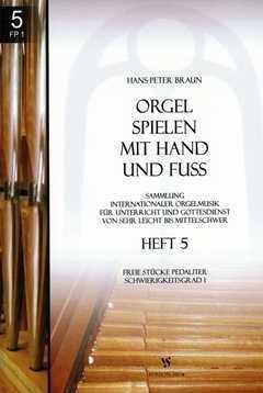 Orgel spielen mit Hand und Fuss 5