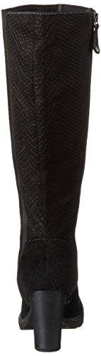 S.oliver 25512, Bottes D'équitation Pour Femmes Noires (noir 001)