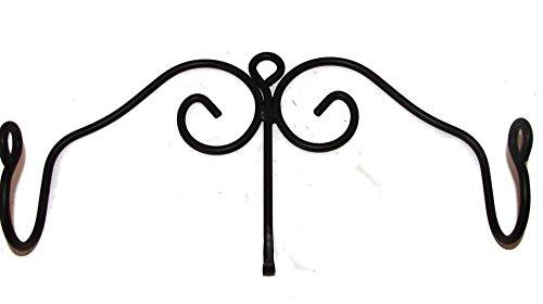 Rolling Pin Prospekthalter Display Rack Amish Aus Schmiedeeisen, Garten, Rasen, Instandhaltung -
