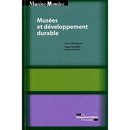 Musées et développement durable