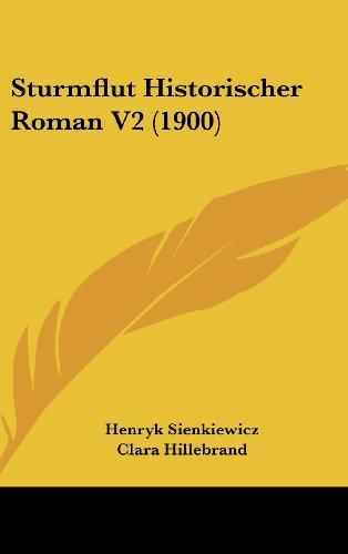 Sturmflut Historischer Roman V2 (1900)