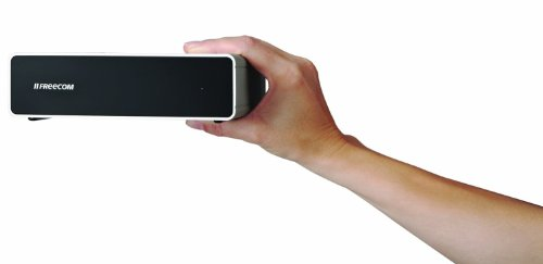 Freecom 3TB externe Festplatte Quattro (8,9 cm (3,5 Zoll), USB 3.0, eS/F8/U3)