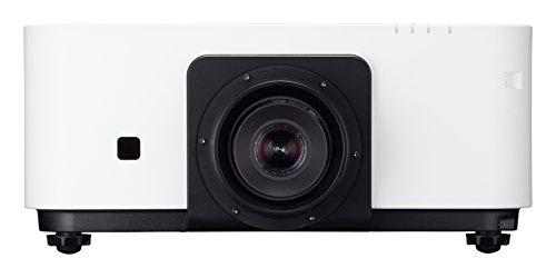 "NEC PX602WL - Proyector (6000 lúmenes ANSI, DLP, WXGA (1280x800), 10000:1, 16:10, 1270 - 7620 mm (50 - 300""))"
