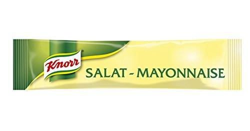 Knorr  Salat Mayonnaise Portionsbeutel, 1er Pack (1 x 2400 g)