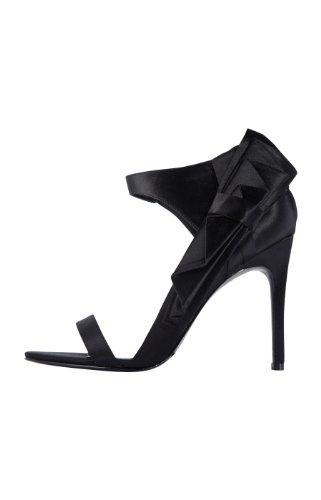 Karen-Millen-black-bow-heels-sandals-FJ103-120