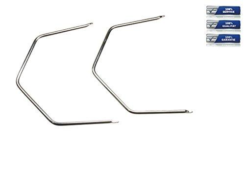 NIQ Opel 1 1/2 ISO Entriegelungsbügel Corsa/Astra/Zafira UVM. -