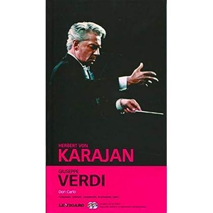 Guiseppe Verdi, Volume 31 : Don Carlo, Fernandi, Jurinac, Simionato, Bastianini, Siepi (CD Inclus)