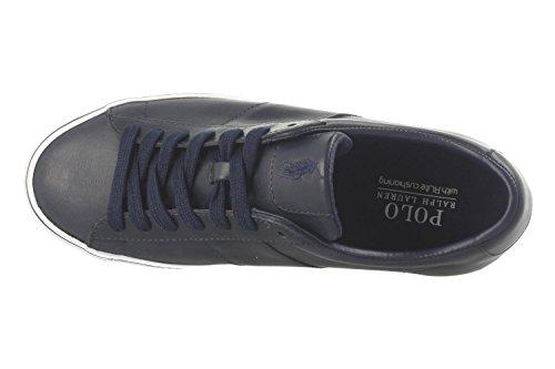 Ralph Lauren Chaussures 816-702987-003 Sayer Blue Blue