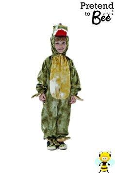 Jungen-Dinosaurier oder Drachen Fancy Dress Book Week Kostüm 3-5 Jahre (3 Dinosaurier Kostüme)