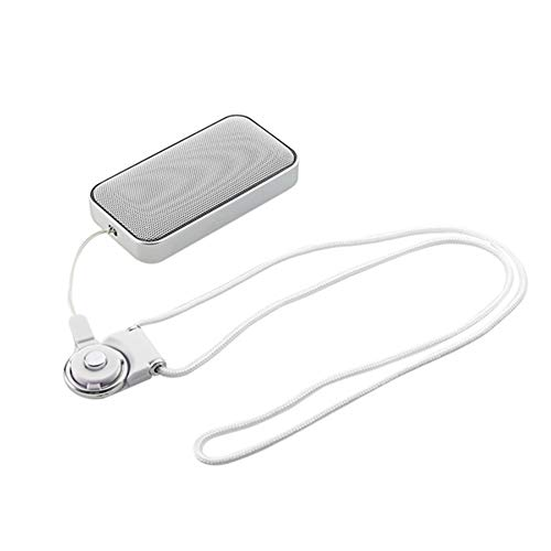 JTMML Super-Mini-Audio, Tragbarer Drahtloser Ultradünner Bluetooth-Lautsprecher Mit