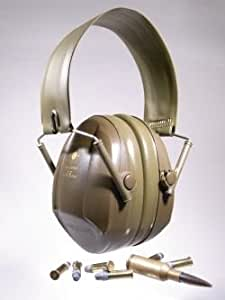 Gehörschutz 3M Peltor Bulls Eye ideal für Jäger Sportschützen Militär und Schusswaffengebrauch Kapselgehörschutz