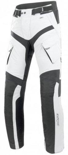 Büse Open Road Evo Motorrad Textilhose Weiß/Schwarz 64