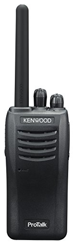 Kenwood Electronics TK-3501E 16channels 0.0125MHz Negro Two-Way radios - Walkie-Talkie (16 Canales, 9000 m, LED, 20 h, 280 g, 54 x 25,5 x 117 mm)