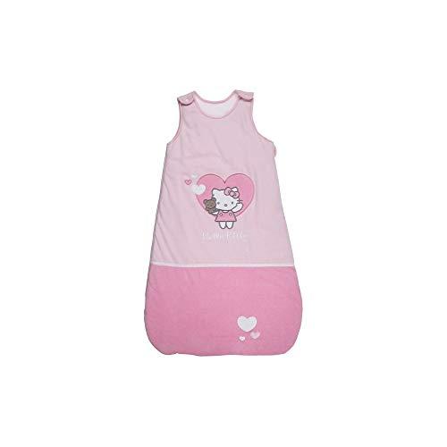 Hello Kitty 041777 Schlafsack Celestine/Samt-Velours, 90 cm (Hello Schlafsack Kitty)