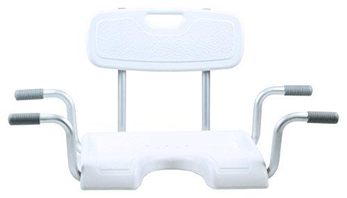 Dr. Junghans Medical 73051 Badewannensitz mit Rückenlehne