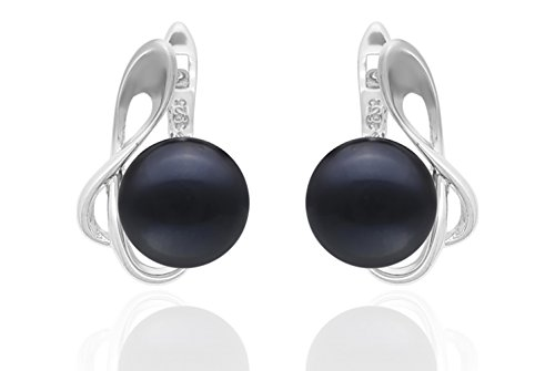 anta-pearls-black-90-100mm-55g-earrings