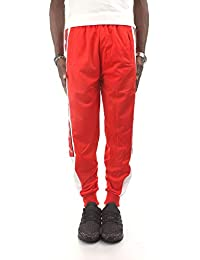 Amazon.es  Kappa - Rojo   Pantalones   Hombre  Ropa 72f91a7cb3389