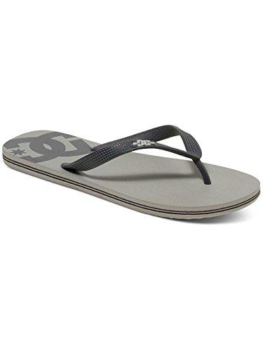 DC Shoes  Spray, Sandales Plateforme homme Gris - Grey