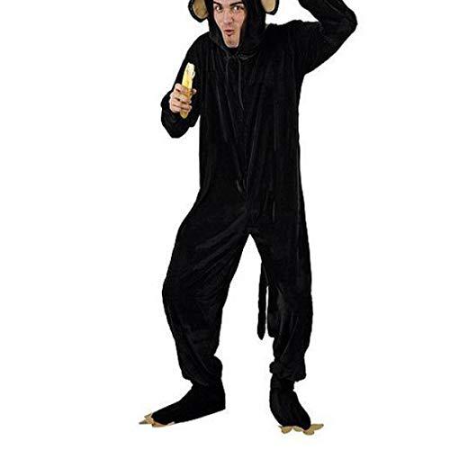 Eurowebb Herren-Kostüm für Erwachsene, Unisex, Affe (Kostüme Affe Erwachsene)