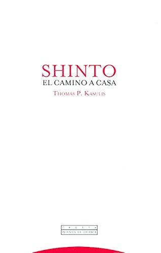 Shinto : el camino a casa par Thomas P. Kasulis