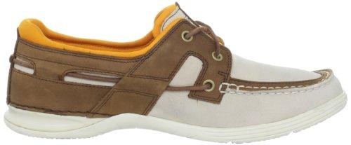Timberland CA TRAD 2I NB 61553, Chaussures basses homme Marron (TR-B1-Marron-102)