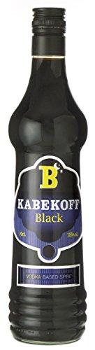 Licor vodka de frutas del boque kabekoff black 70 cl