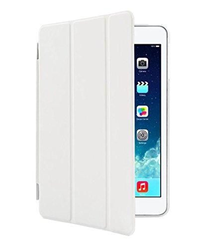 inShang iPad Pro 9.7 inch Housse étui Smart Cover+ Coque arrière pour Apple ipad Pro 9.7 inch (Sep 2016) avec Support et Fermeture magnétique avec Mise en Veille Automatique