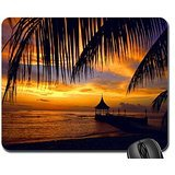 Montego bay-Jamaica Mouse Pad, Mousepad (Sunsets Mouse Pad)