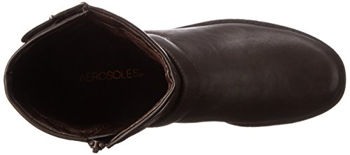 Aerosoles Take Pride Synthétique Botte Brown Fabric