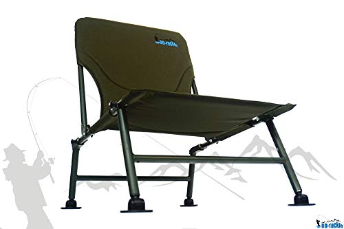 DD-Tackle Carp Seat One Karpfenstuhl Angelstuhl Angel Stuhl Karpfen Stuhl Carp Chair High