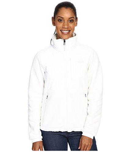 The North Face Women's Denali 2 Jacket TNF White (Prior Season) Medium Womens North Face Denali Fleece