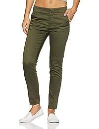Cherokee by Unlimited Women's Slim Fit Pants