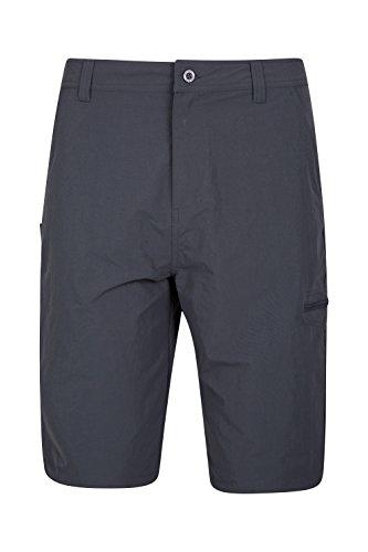 mountain-warehouse-mustang-4-way-stretch-mens-shorts-grau-40