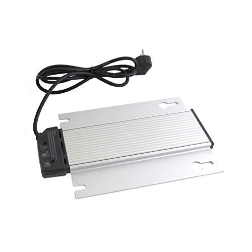 Fagor PLAE380 Elektrische Heizplatte für Chafing Dishesund Suppenstationen 380W Aluminium-chafing Dishes