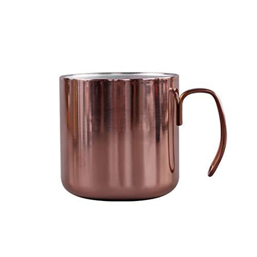 Lm vino in acciaio inox bicchieri, bicchieri calici tazza di caffè,adatto per bar ristorante ktv,d