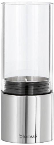 Blomus Faro/65091, Porta candela in acciaio inox lucidato