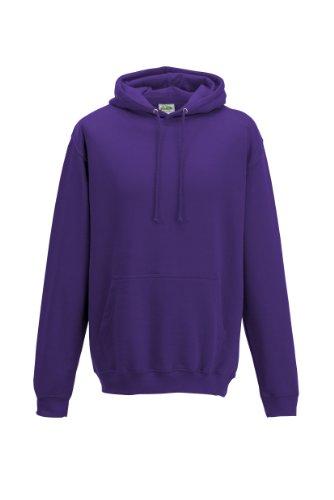 All we do is - Hoodie Kapuzensweatshirt Sweatshirt, lila, Gr. L Lila Sweatshirt Hoodie