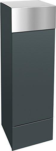 frabox Design Paketkasten Namur Special Edition, RAL 7012 Basaltgrau