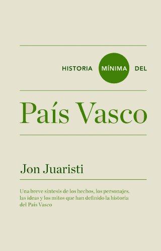 Historia mínima del País Vasco (Biblioteca Turner) por Jon Juaristi Linacero