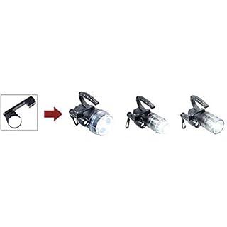 Adapter Set für HID/LED-Taucherlampen