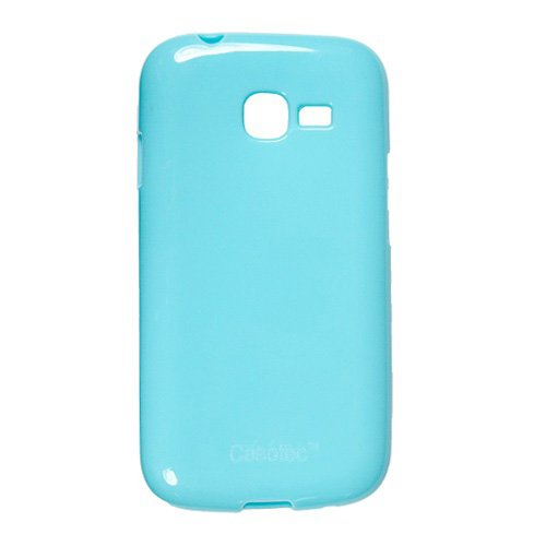 Casotec Soft TPU Back Case Cover for Samsung Galaxy Star Pro S7262 - Ocean Blue  available at amazon for Rs.165