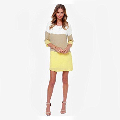 MTTROLI - Camicia -  donna Yellow